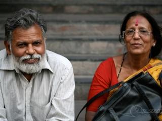 Le couple – Inde