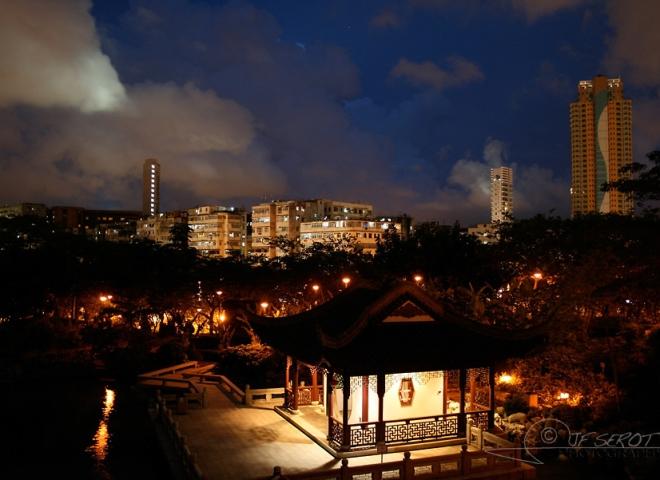 Parc à Honk Kong – Chine