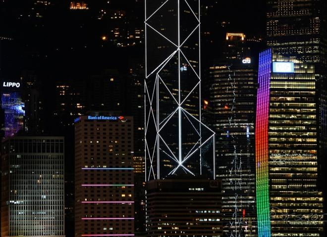 Buildings, Hong Kong – Chine