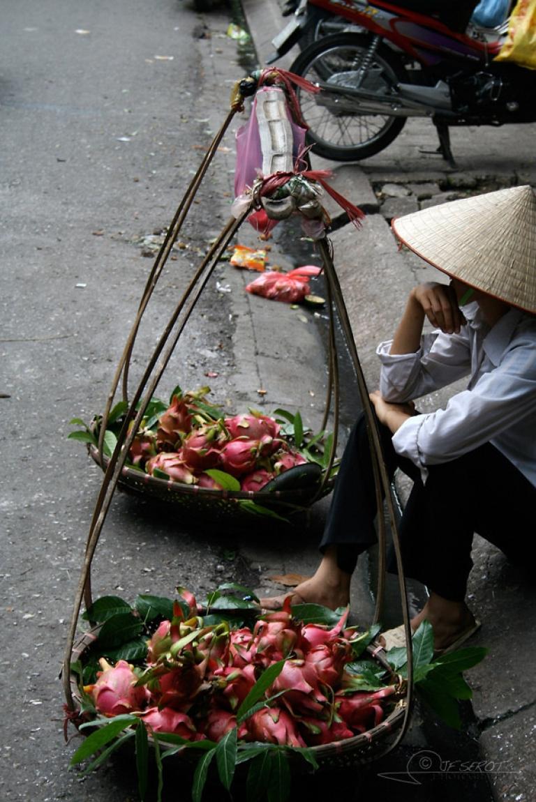 Vendre sa récolte – Viêt Nam