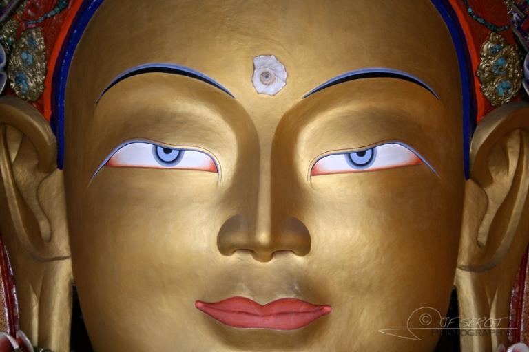 Le troisième œil – Inde