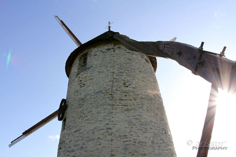 Moulin de la Garenne, Pannecé – France