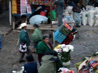 Marché de Chichicastenango – Guatemala