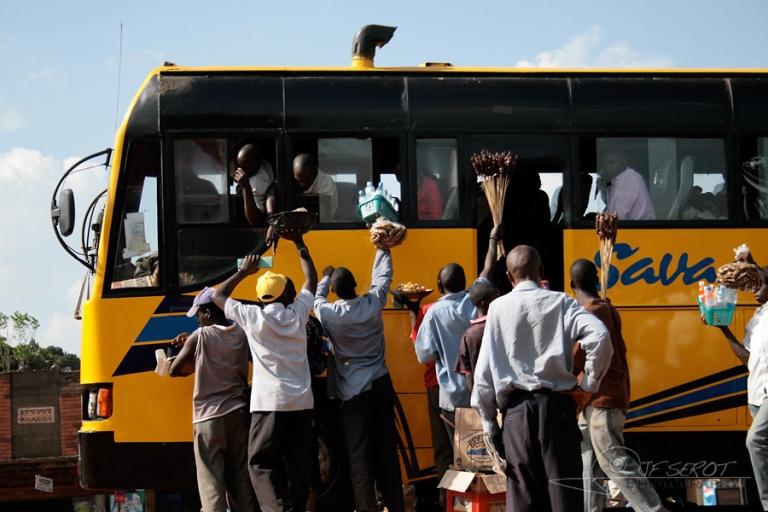 Vendeurs à la sauvette – Ouganda