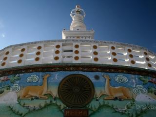Chörten, Leh – Inde