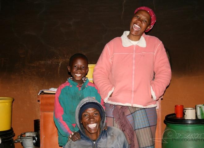 Le bonheur – Lesotho