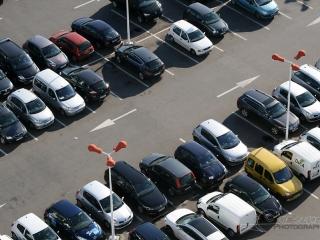 Parking du Sillon de Bretagne, Saint-Herblain – France