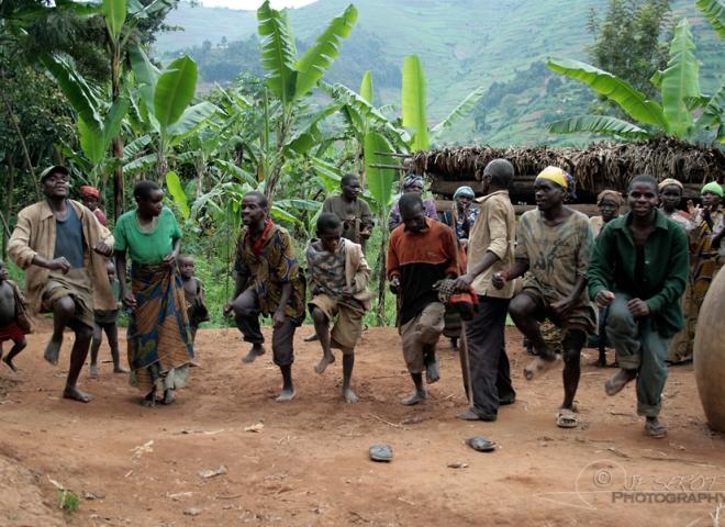 Danse traditionnelle – Ouganda