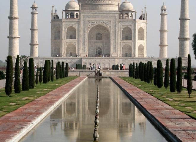Le Taj Mahal – Inde