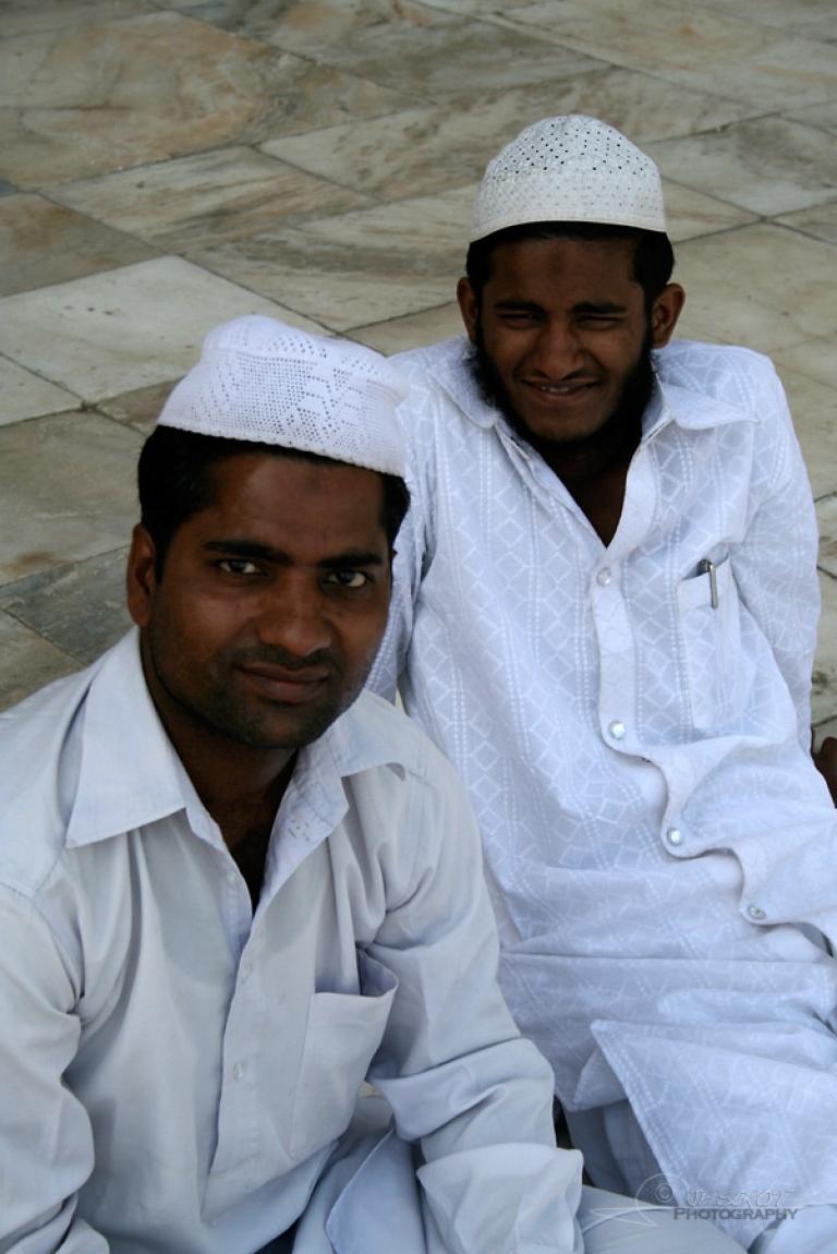 Croyant – Inde