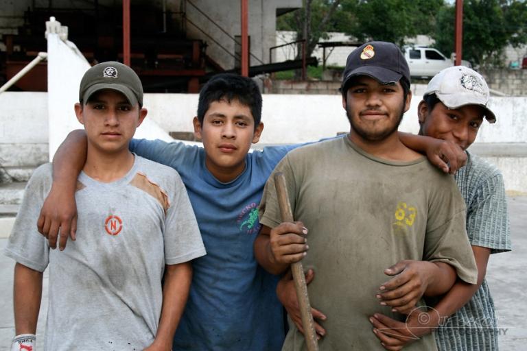 Grands enfants – Guatemala