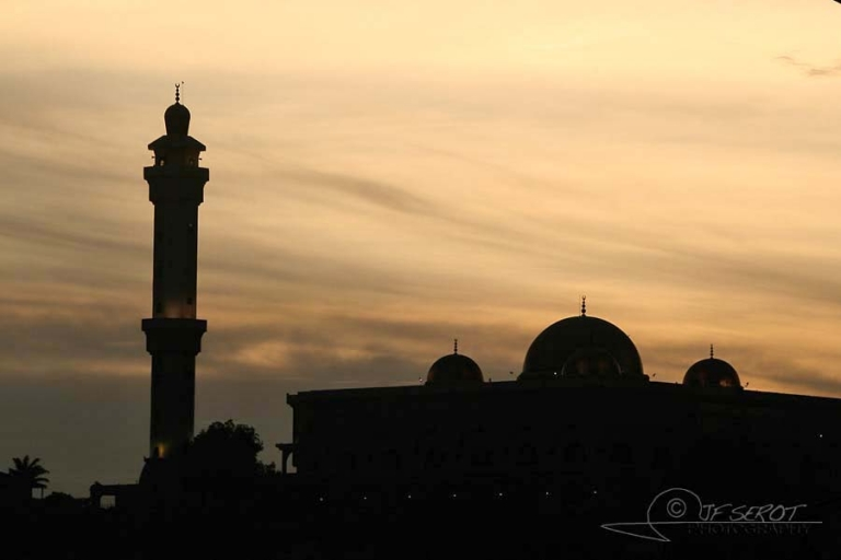 Mosquée, Kampala – Ouganda