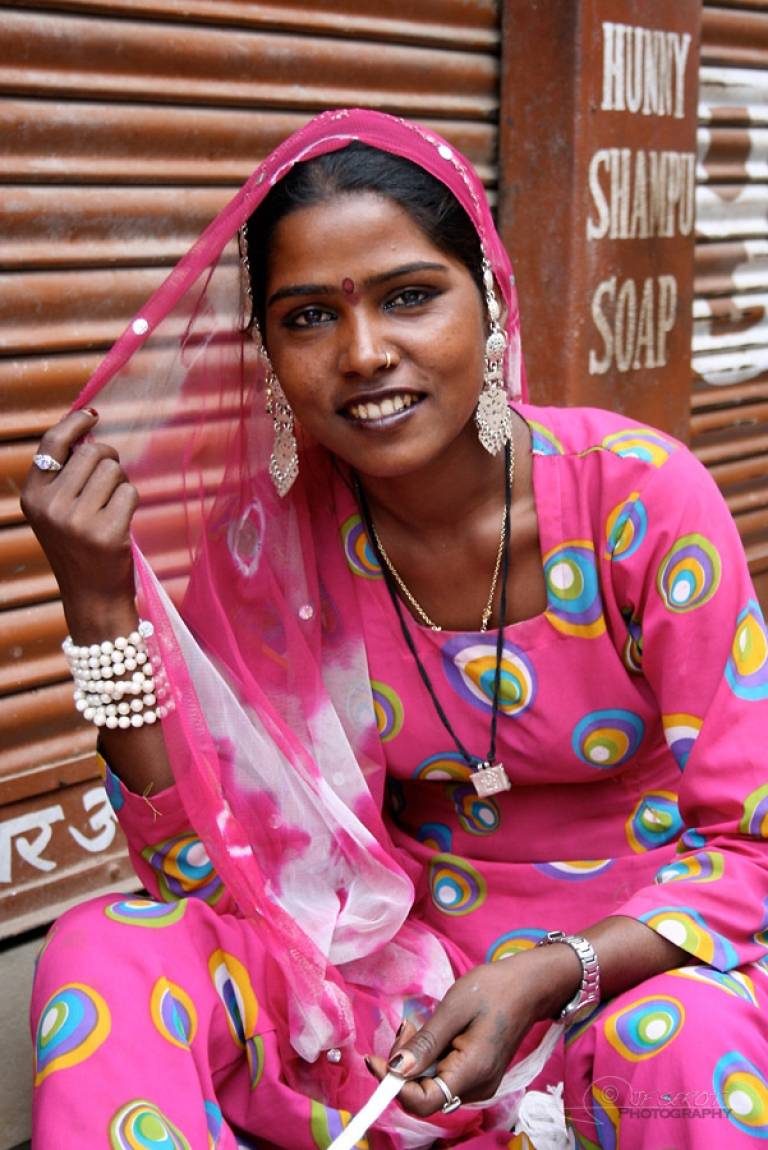 Gitane – Inde