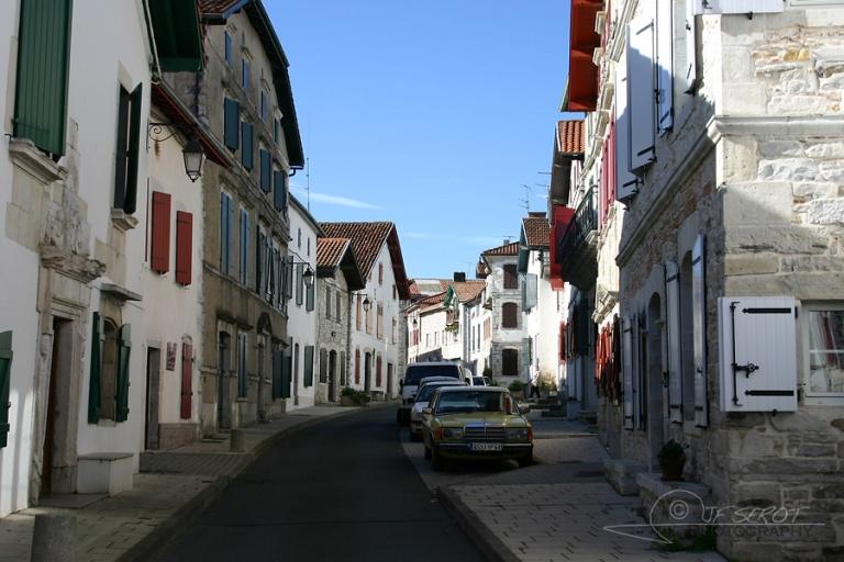 Pays basque, Pyrénées-Atlantiques – France