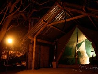 Moustiquaire – Botswana