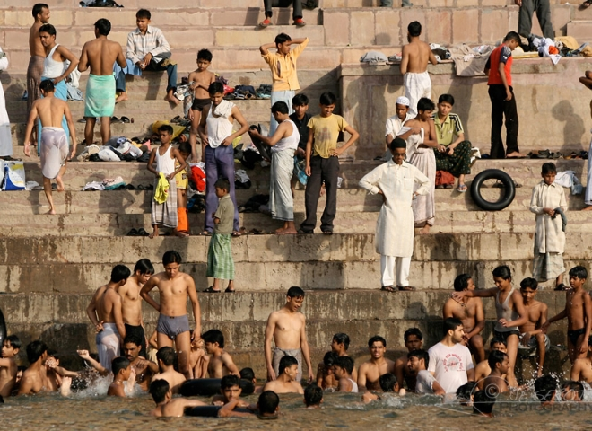 Bouillonnement humain – Inde
