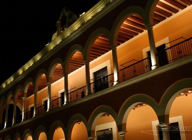 Immeuble – Mexique