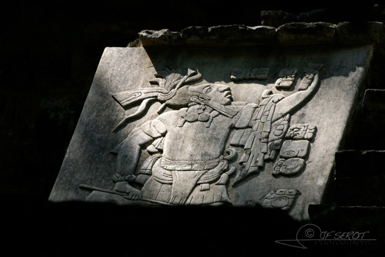 La cité maya de Palenque – Mexique