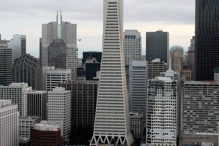 Coeur de ville, San Francisco – Californie