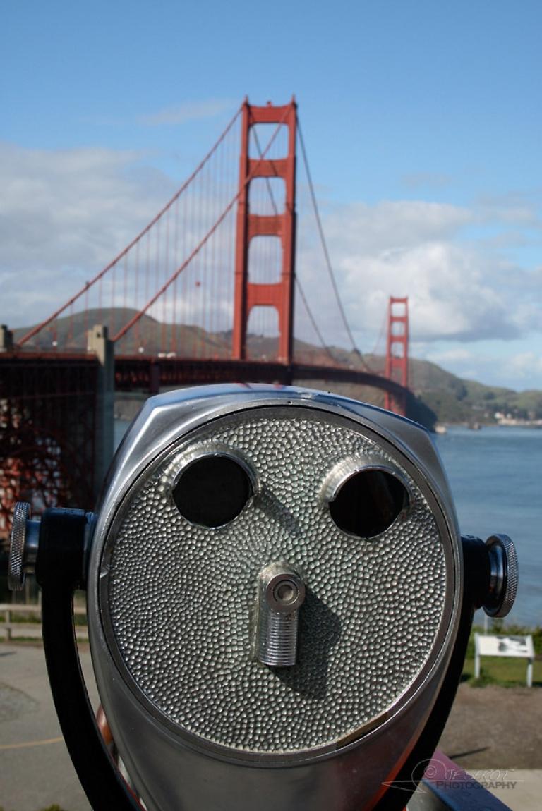 Golden Gate Bridge – Etats-Unis