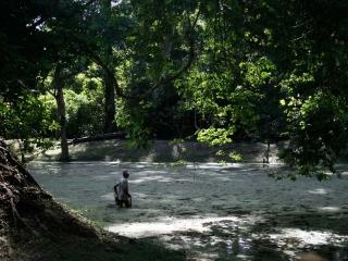 Pêcher au filet – Cambodge