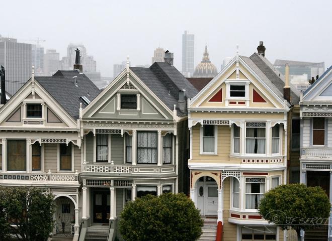 Les jumelles – San Francisco