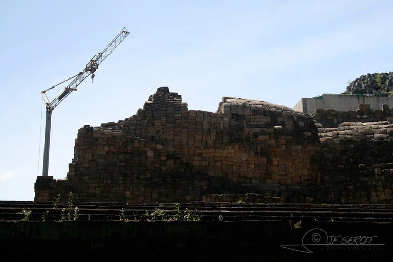 Légo d'archéologue, Angkor – Cambodge