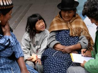 Sourire – Bolivie