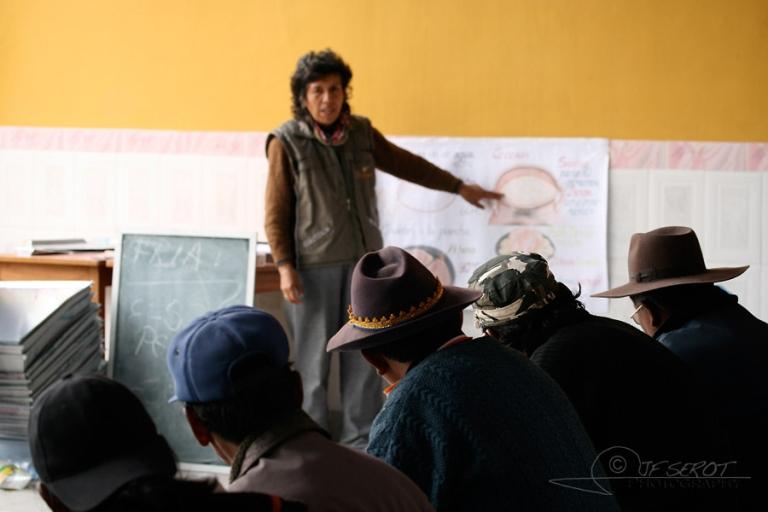 Cours de rattrapage – Bolivie
