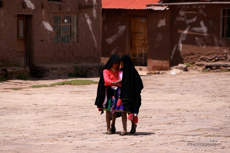 Confidence – Pérou