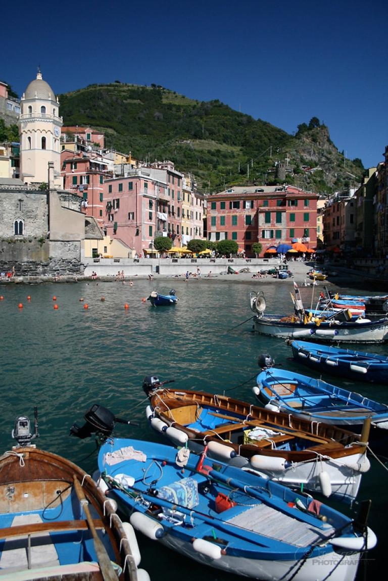 Vernazza, Cinque Terre – Italie