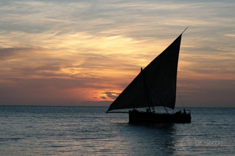 Voilier jahazi de Zanzibar – Tanzanie