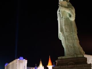 Statut de la liberté à Vegas – Nevada