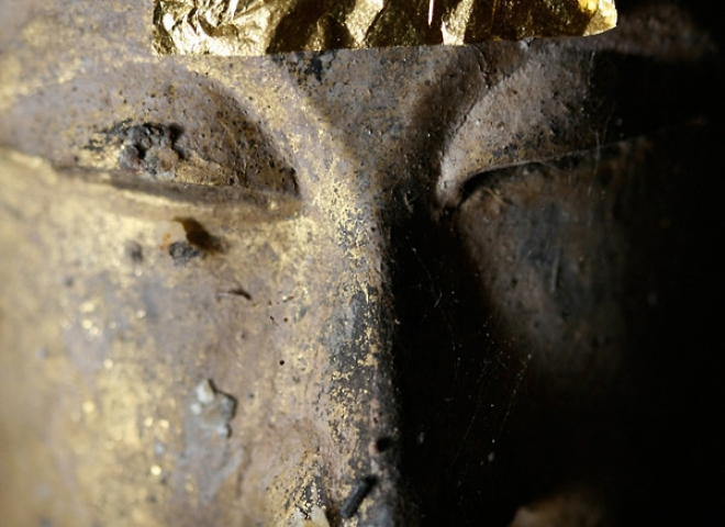 Bouddha en or de Pak Ou – Laos