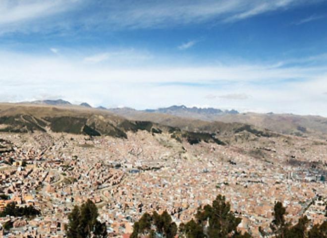 La Paz, capitale la plus haute du monde – Bolivie