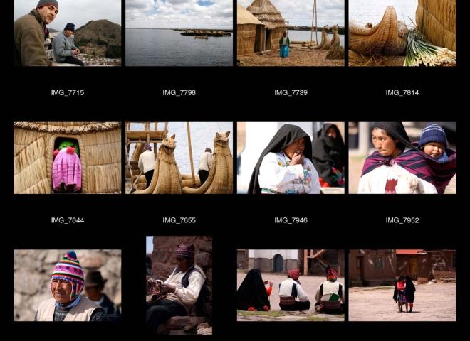 Les îlots de culture du lac Titicaca – Bolivie et Pérou