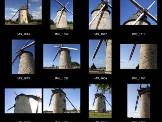 Moulin de la Garenne, Pannecé – France