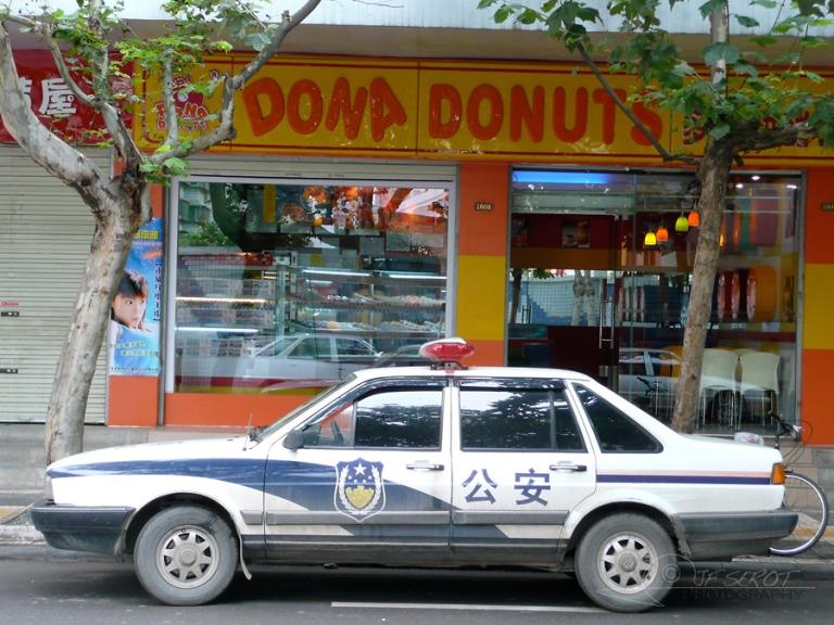 Deux flics à Kunming – Chine