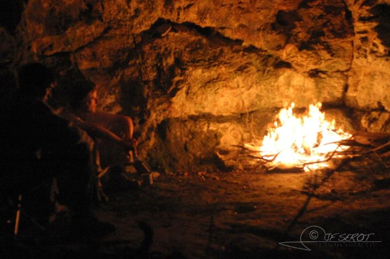 Feu les hommes des cavernes – France