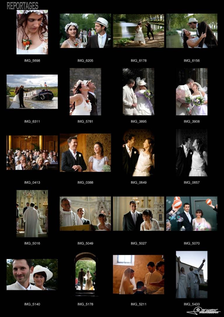Mariages : Célébrer l'union d'amour