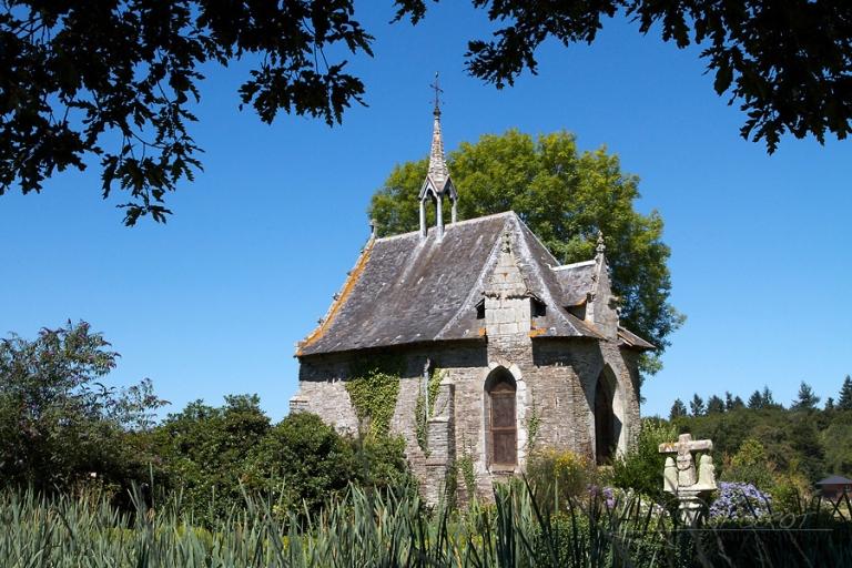 Chapelle du château de Malleville, Ploërmel – France