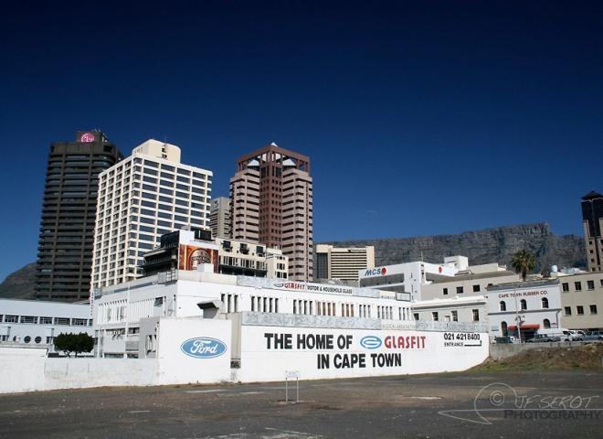 Immeuble du Cap – Afrique du Sud