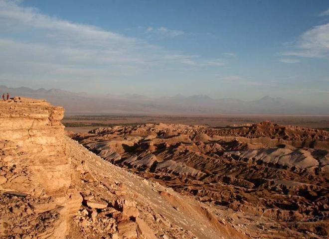 Désert d'Atacama – Chili