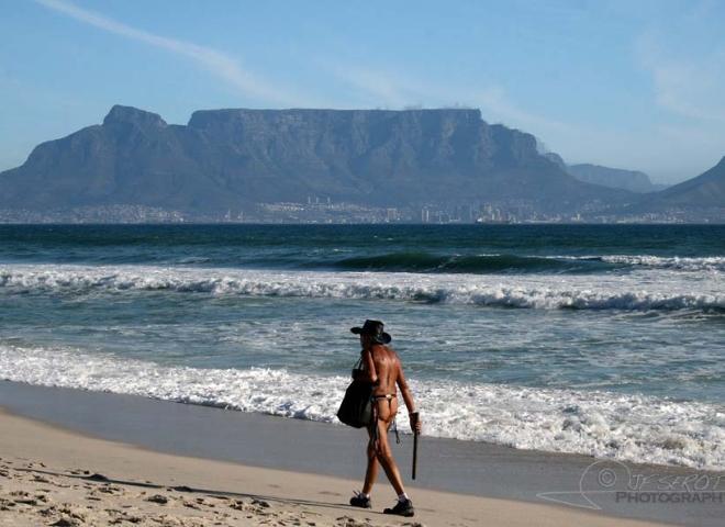 A découvert, Cap Town – Afrique du Sud