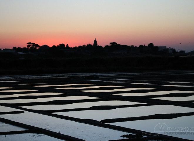 Marais salants de Guérande – France