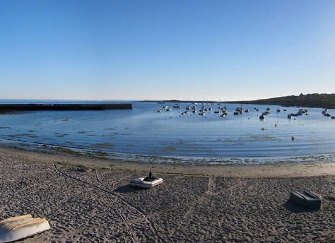 Locmaria, île de Groix – France