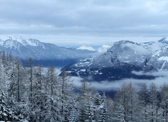 Réveil alpin – France