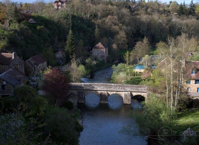Saint Céneri-le-Gérei : Les Alpes Mancelles – France