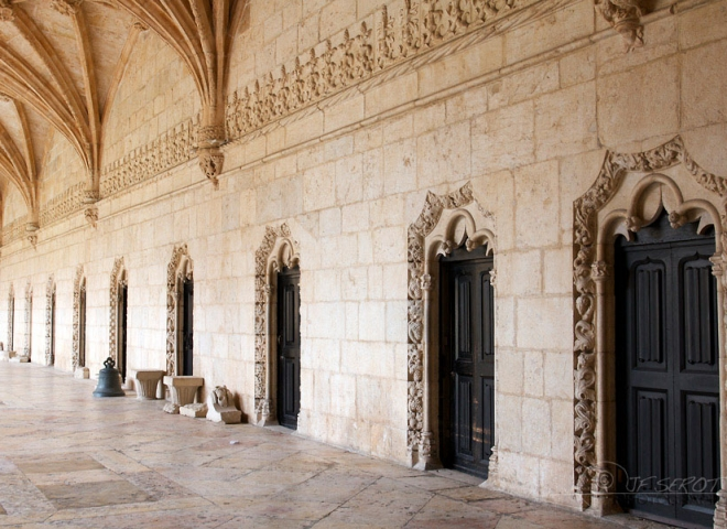 Monastère des Jeronimos, Lisbonne – Portugal