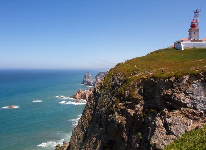Falaise, Cap de Roca – Portugal